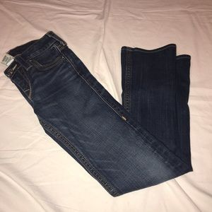 True Religion Becky QT Jeans Size 25